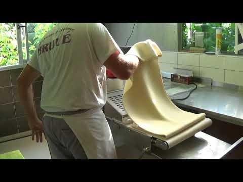 Video Laminoir sur socle TB 50 Panirecord