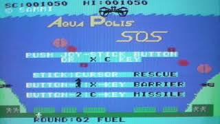 Let's Play: Aqua Polis SOS (MSX)
