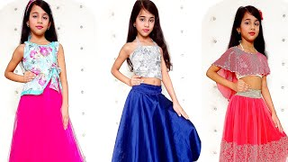 Festival Special Lookbook | Kids Stylish Outfit Ideas | Ojasyaa Fashion