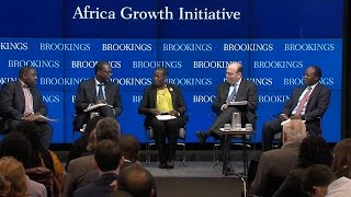 Foresight Africa: Top priorities for Africa in 2017
