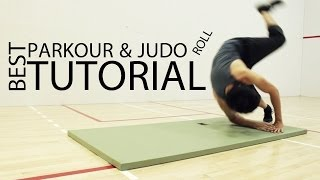 Best Parkour Roll, Judo Breakfall Tutorial (How to land a fall)