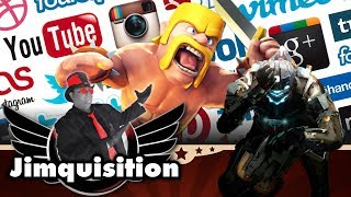 The Exploitative Push For Social Networking In Games (The Jimquisition)