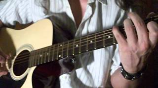 King Of Pain Alanis Morrisette Cover Guitarra