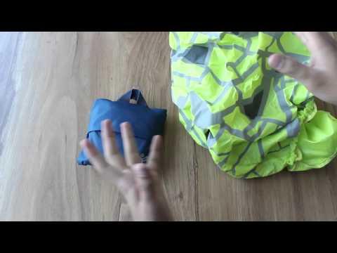 Cubre tu mochila de la lluvia |Cover Perfect Choice