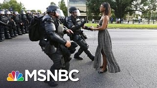 Gambar cover Hundreds Arrested As Black Lives Matter Protests Rage | All In | MSNBC