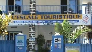 preview picture of video 'Hôtel Pension l'Escale Touristique Saint Pierre Ile Réunion'