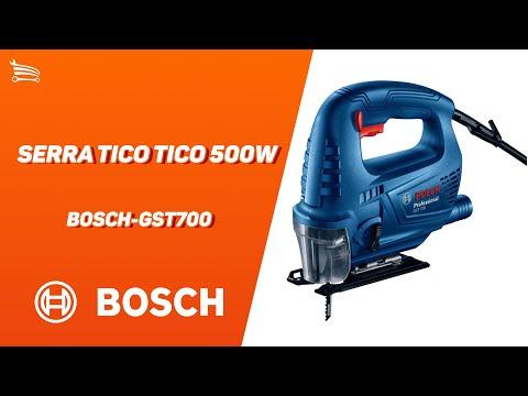 Serra Tico Tico 500W  - Video