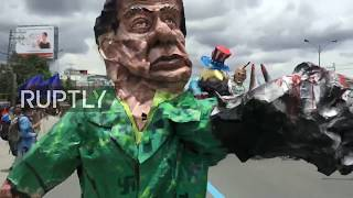 LIVE: Thousands to protest in Manila as Duterte holds State of the Nation address