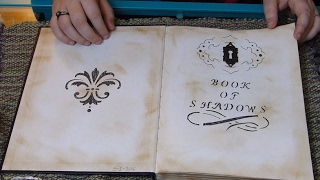 Book Of Shadows Update Flip Through