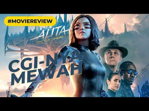 "Review ""ALITA"" BATTLE ANGEL (2019) Action Sci-fi"