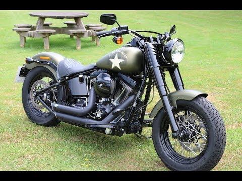 2017 Softail Slim S Review - Harley Davidson
