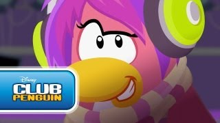 Club Penguin - The Party Starts Now