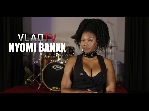 Nyomi Banxx Explains Why She's Only Bi-Curious Despite Scenes w/ Women