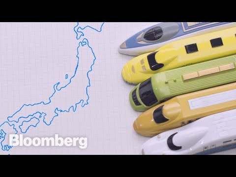 Changing Travel with Japan's Bullet Train