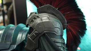 Hulk's Gladiator Armor from Thor: Ragnarok Revealed - IGN Access