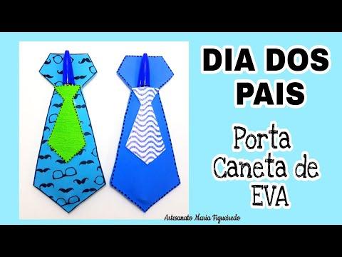 Porta Caneta de EVA