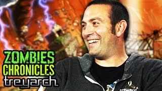 IMPOSSIBLE EASTER EGG, FUTURE STORY & MORE: JASON BLUNDELL INTERVIEW PART 1 (Zombies Chronicles) - dooclip.me