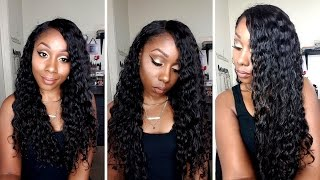 My Curly Hair Routine & Maintenance: Malaysian / Brazilian Hair | Lavy Hair | Requested =)