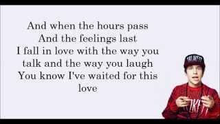 Austin Mahone - Waiting For This Love Lyrics
