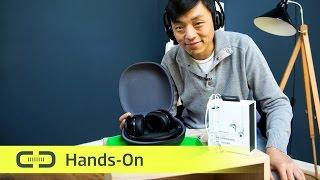 Samsung Kopfhörer Level In, Level On und Level Over im Hands-On