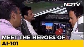 After Multiple Systems Failure Mid-Air, How Air India Pilots Saved 370 Lives