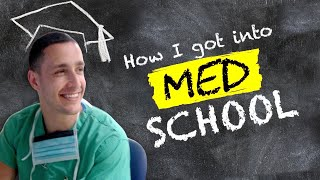 How I Got Into MED SCHOOL | My Pre-Med Journey | Doctor Mike - Video Youtube