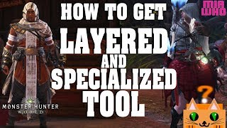 How to get Bayek Layered Armor, Assassin's Hood and More - Monster Hunter World