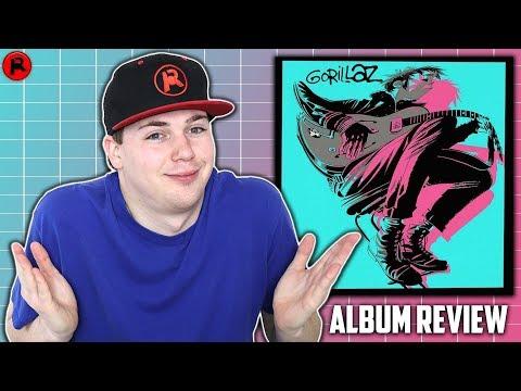 GORILLAZ- THE NOW NOW | ALBUM REVIEW