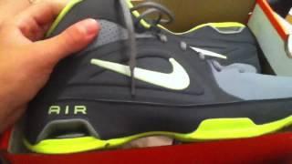 Nike Air Visi Pro 3 shoes