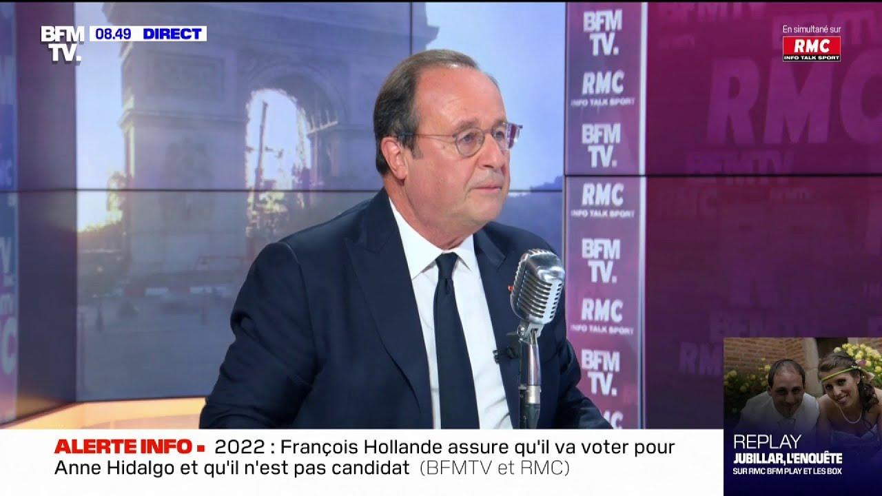 """""""Zemmour ne sera pas président de la République. L'extrême-droite ne gagnera pas"""""""