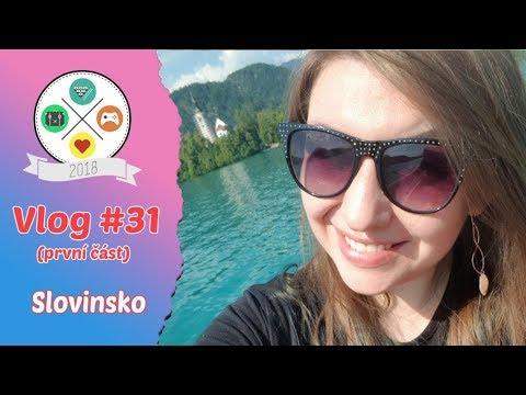 Vlog #31 | Tour de Balkan | část první | Slovinsko (1/8)