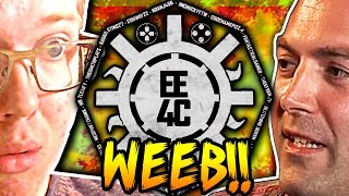 #EE4C Official Team Full Weeb Bo3 All Zombie Easter Eggs Stream!!!