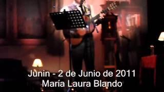 preview picture of video 'Ismael Serrano en Junin - Qué andarás haciendo'