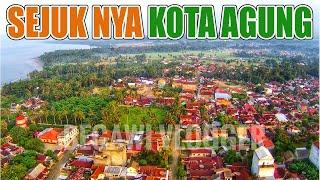 Keliling Bentar di Kota Agung Pakai Drone B12 | Footage Cinematic MJX Bugs 12 Eis