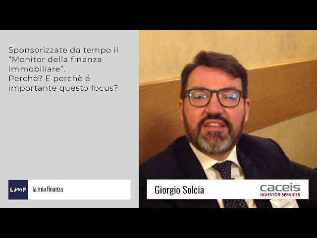 Caceis Real Estate Summit - Giorgio Solcia (Caceis)
