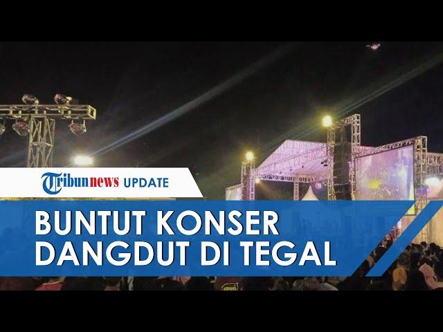Buntut Tak Berani Berhentikan Konser Dangdut, Kapolsek Tegal Selatan Dicopot dan Diperiksa Propam