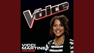 "Video thumbnail of ""Vicci Martinez - Jolene (The Voice Performance)"""