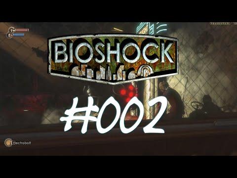 Bioshock [HD] #002 - Auf Erkundungstour ★ Let's Play Bioshock