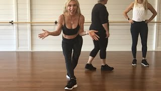 Dance Fitness with Susan 09/22/2021