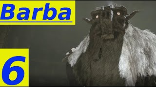 Shadow Of The Colossus Parte 6: BOSS BARBA ! (HD Ita, PS4, No Commentary)