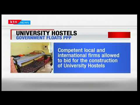 Procurement process of three public university hostels commences