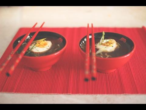 0 Rețetă japoneză de tăiței ramen