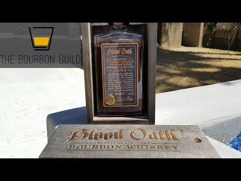 Blood Oath Pact 4 | The Bourbon Guild Review Show