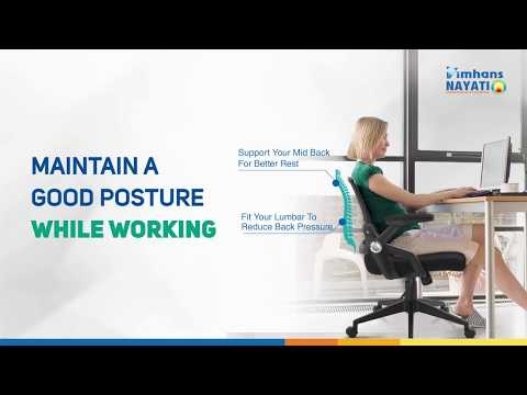 Right Sitting Posture - Get Over With Your Spinal Problems
