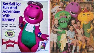 Barney's Imagination Island (Original 1994 NBC Airing with Commercials!)