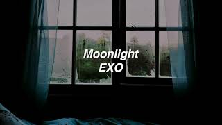 Moonlight by EXO if it's raining outside.