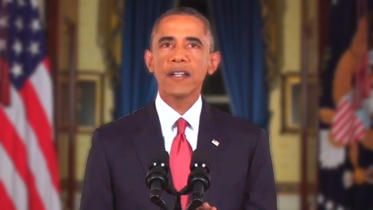 Obama Rallies America To War & Why ISIS Should Be Thrilled thumbnail