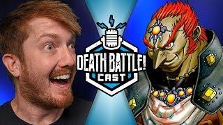 Ganondorf VS Dracula Sneak Peak!   Death Battle Cast #148