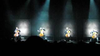 Apocalyptica (plays Metallica by 4 cellos): Sad But True