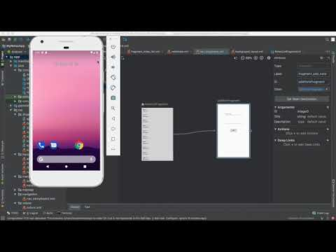78- Android Note App||   Edit SQLite Record-  تعديل سجل